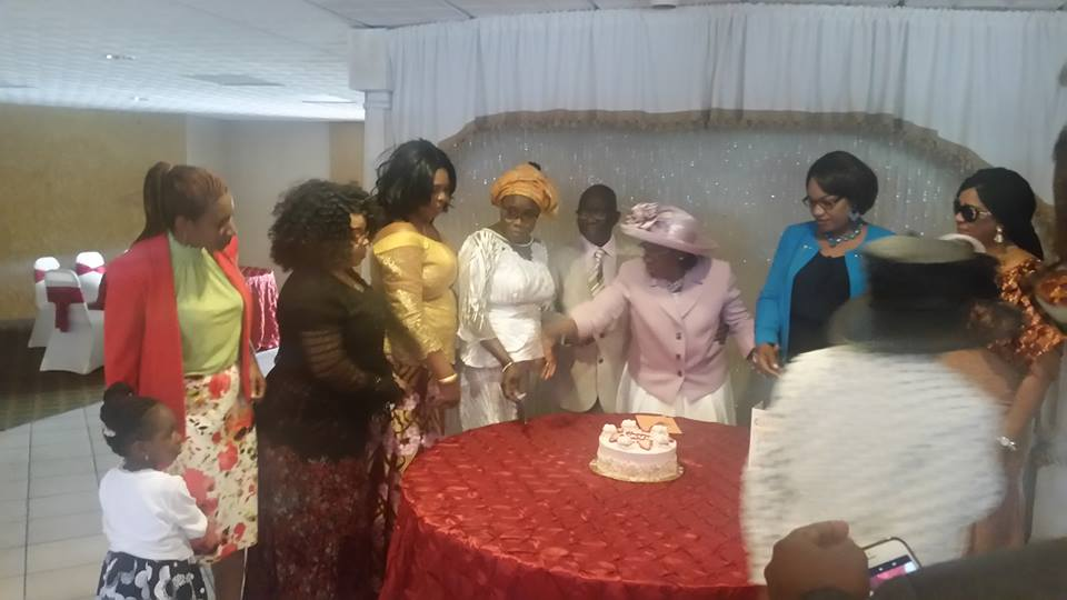 PASTOR (DR) GLADYS NWANKWO BIRTHDAY CELEBRATION