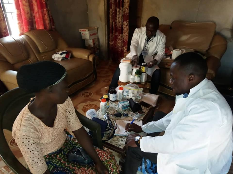 2019 P.A.A.H.M Medical Outreach