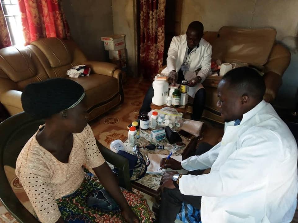 2019 P.A.A.H.M Medical Outreach