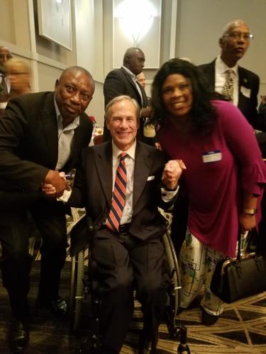 Gov. Greg Abbott Meet & Greet 2018