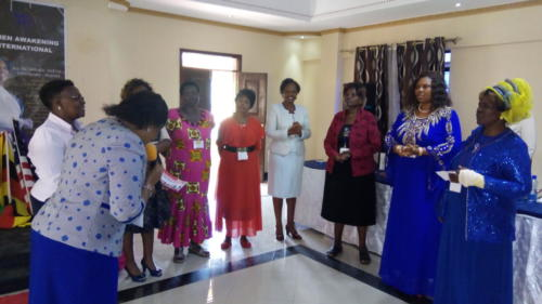 Woman Awakening Int'l Conference - Nakuru Kenya 2017